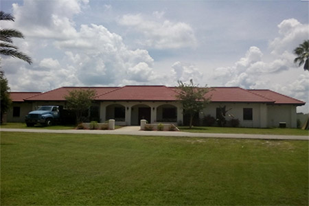 Commercial Roofing In Lakeland Goff Roof Systems